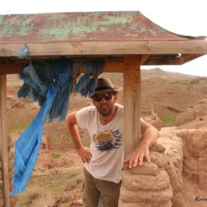 Reise Hunter Mongolei Ongi Ruine5