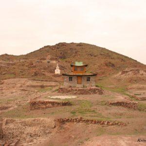 Reise Hunter Mongolei Ongi Ruine6