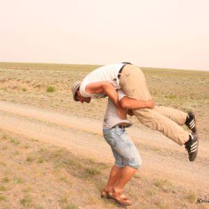 Reise Hunter Mongolei Ringen