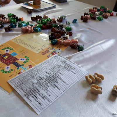 Reise Hunter Mogolei Schaf-Knöchel-Knochen Spiel