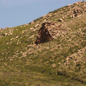 Reise Hunter Mongolei Schuttwüste