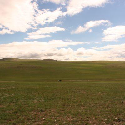 Reise Hunter Mongolei Weite