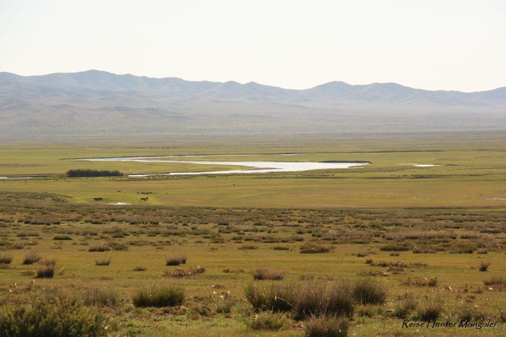 Reise Hunter Mongolei Weites Land