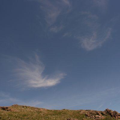 Reise Hunter Mongolei Wolken