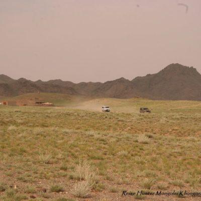 Reise Hunter Mongolei Autokorso