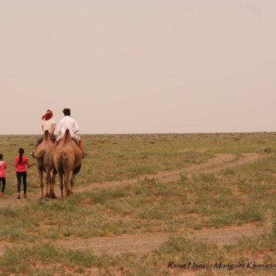 Reise Hunter Mongolei Kameltour