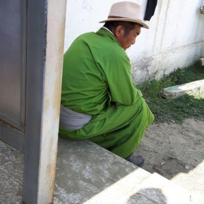 Reise Hunter Mongolei Mongolisches Gewand