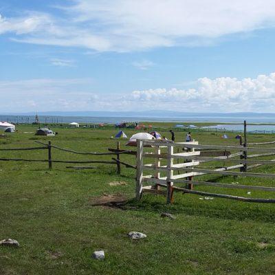 Reise Hunter Mongolei Musikfestival am See
