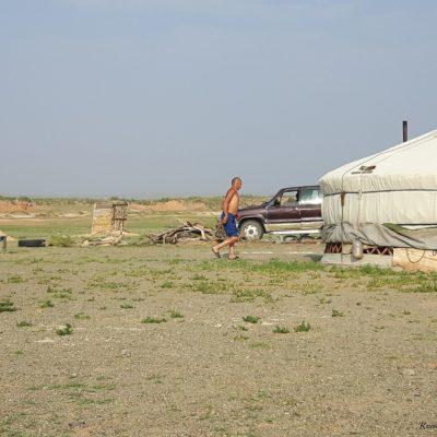 Reise Hunter Mongolei Normade