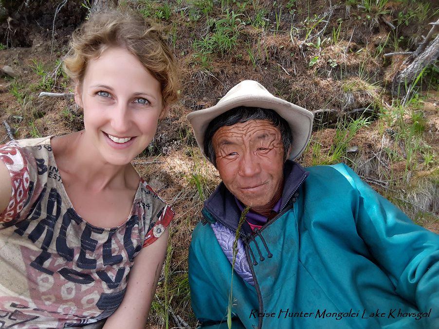 Reise Hunter Mongolei Pferdeguide