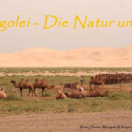 Mongolei – Das Land und Wir