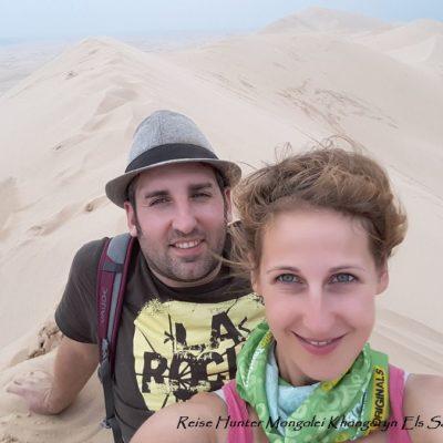 Reise Hunter Mongolei Sanddüne11