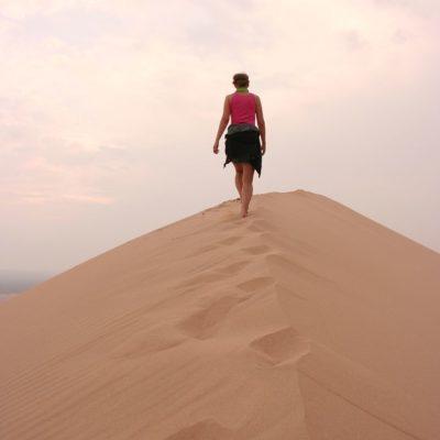Reise Hunter Mongolei Sanddüne18