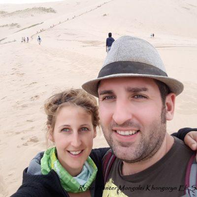 Reise Hunter Mongolei Sanddüne2