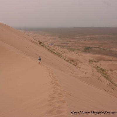 Reise Hunter Mongolei Sanddüne21