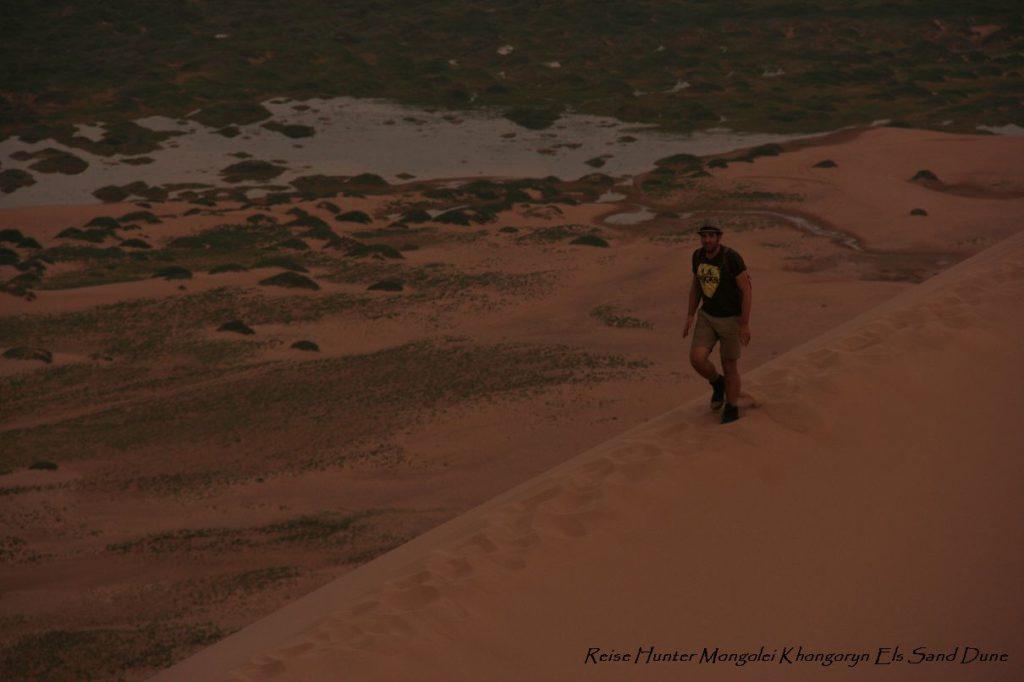 Reise Hunter Mongolei Sanddüne23