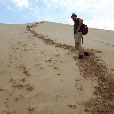 Reise Hunter Mongolei Sanddüne3
