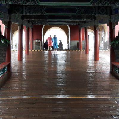 Reise-hunter-peking Himmlischer Tempel Halle
