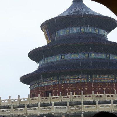 Reise-hunter-peking Himmlischer Tempel Turm
