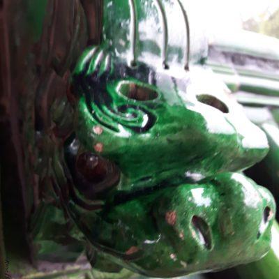 Reise-hunter-peking Himmlischer Tempel Drachenkopf