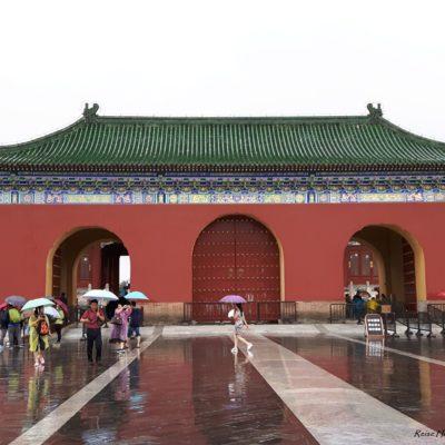 Reise-hunter-peking Himmlischer Tempel Eingangstor2
