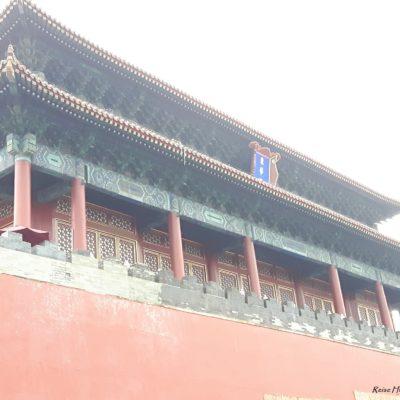 Reise Hunter Peking Verbotene Stadt Tempel