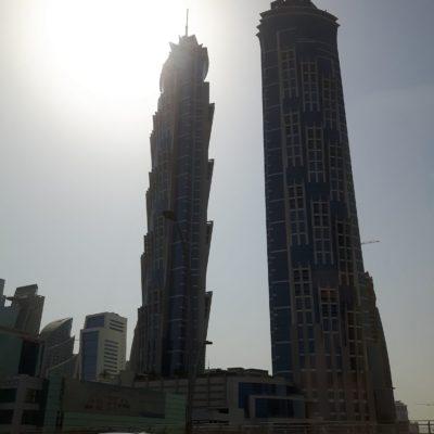 Reise Hunter Dubai city