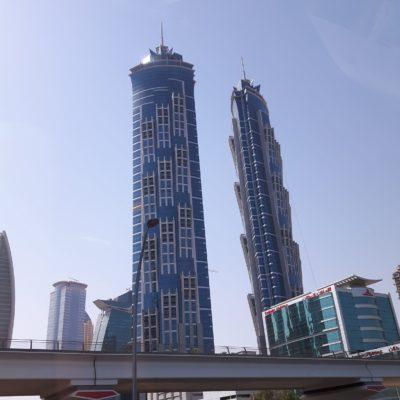 Reise Hunter Dubai city 2