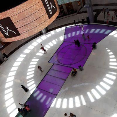 Reise-hunter-dubai-mall Gebetspause