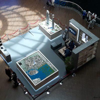 Reise Hunter Dubai Mall Model