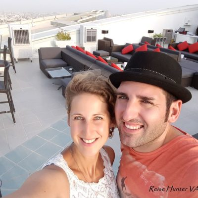 Reise Hunter Dubai Jumeirah Beach Hotel UptownBar