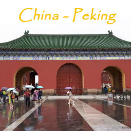 China Start: 72 Stunden Peking